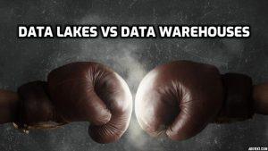 Data Lakes versus Data Warehouses